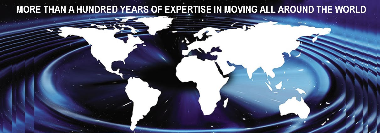 GIL STAUFFER EXPERTISE IN MOVING ALL AROUND THE WORLD