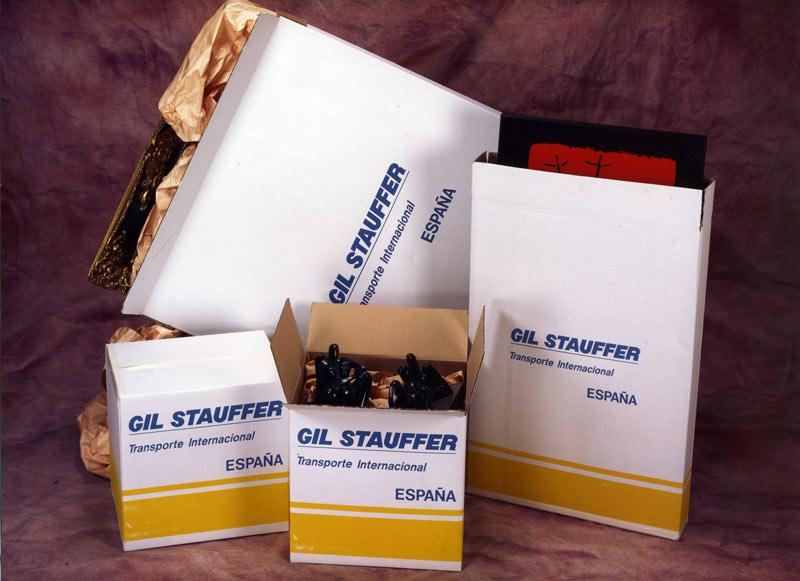 Cajas mudanza mudanzas gil stauffer for Localizador oficinas santander