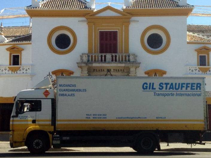 Mudanza Gil Stauffer Sevilla