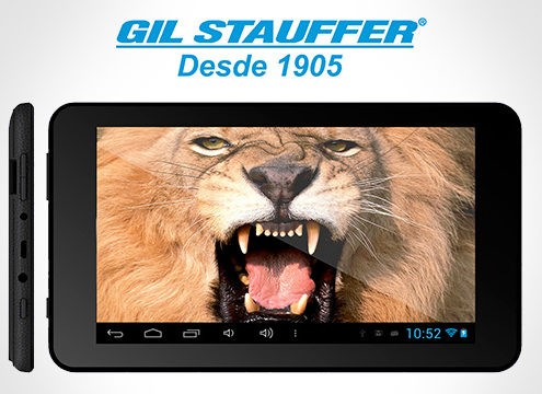 Gil Stauffer sortea una tablet