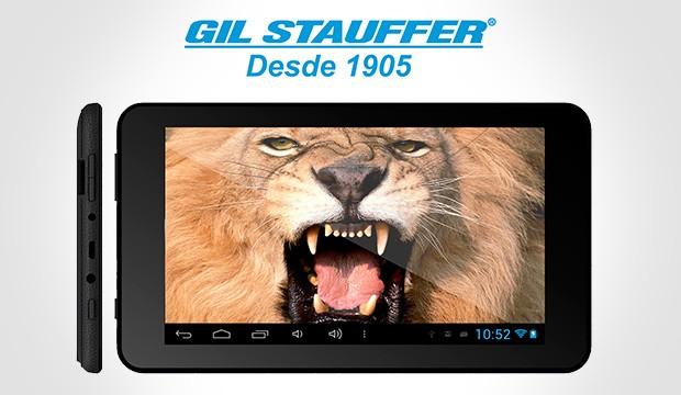 Gil Stauffer sortea una tablet