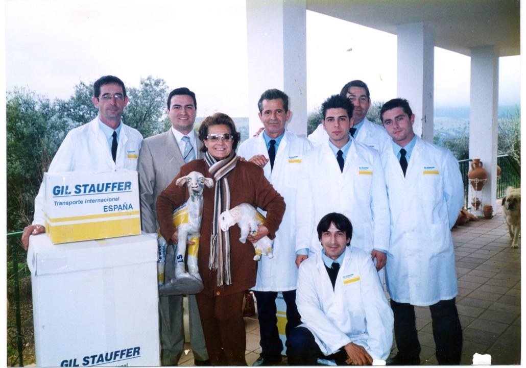 Mudanzas de famosos - Mudanza Carmen Sevilla