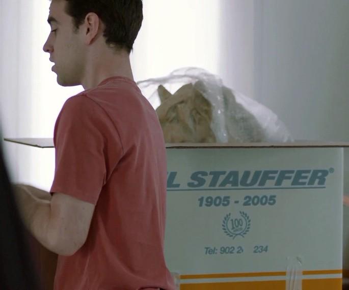 Mudanza Gil Stauffer en Vivir sin Permiso