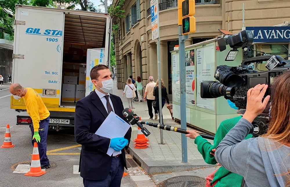 MUDANZAS EN LOS INFORMATIVOS DE TV3, GIL STAUFFER BARCELONA PROTAGONISTA