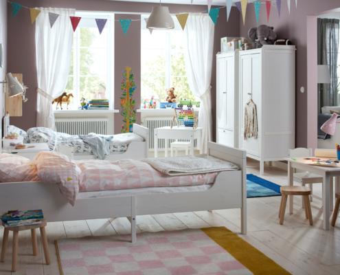 Cómo Decorar Y Preparar La Habitación De Los Niños