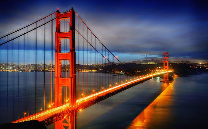 Vivir en San Francisco - GOLDEN GATE
