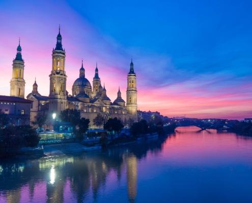 mudarse a Zaragoza