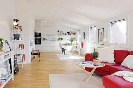 Sácale Partido Al Espacio: Ideas Para Apartamentos Pequeños