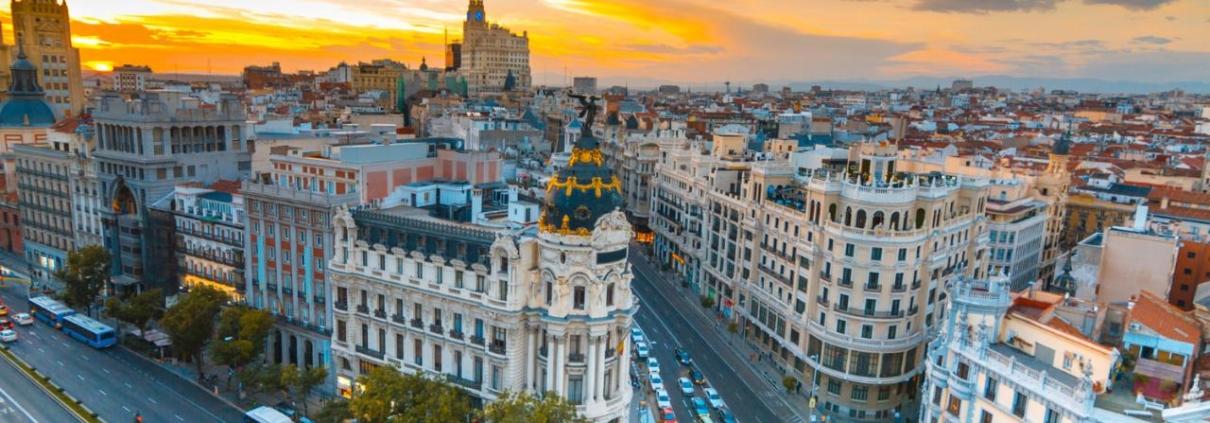 Mudarte a España - Madrid