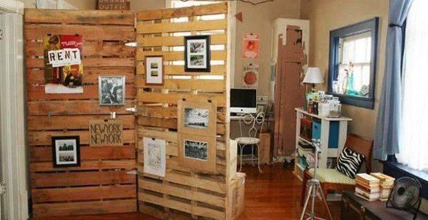 13 Ideas Para Crear Muebles Con Palets