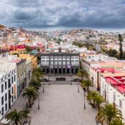 Mudanzas a Canarias