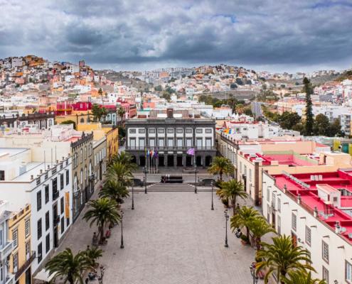 Mudanzas a Canarias - Precios e información