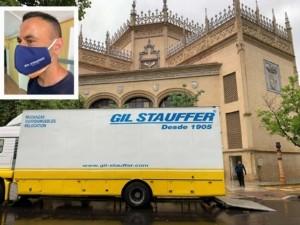 Precios mudanzas Sevilla Gil Stauffer