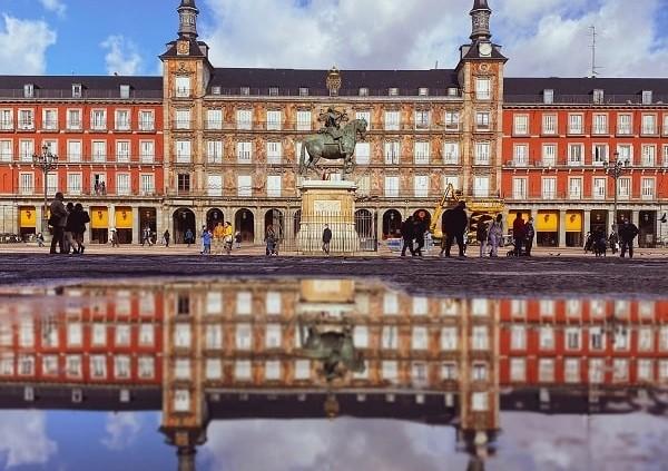 Plaza de Mayor de Madrid
