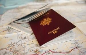 Precio mudanza internacional-pasaporte
